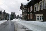 Onderweg, een oud traditioneel hotelletje.