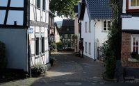 Erpel, een pittoresk middeleeuws dorpje.