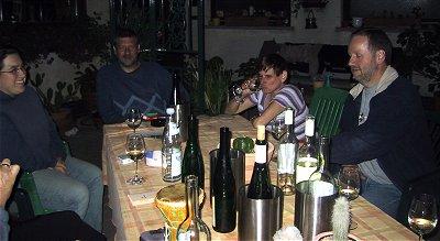 Bij Jochen Maren in Wintrich aan de Moezel