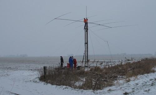 Met een groep meedoen aan een radiowedstrijd vanaf het Friese platteland.