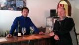Wijn proeven bij Jochem.