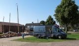 Ons plekje aan de haven in Oudega (Smallingerland)