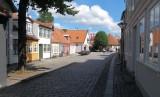 Straatje in Odense.