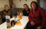 Met Peter, Silvia en de jongens uit eten