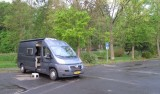 Camperplaats in Neukirchen.