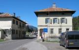 Een geocache op de Oostenrijks-Italiaanse grens.