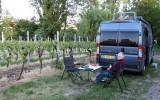 Ovrenachten op Weingut Erlenmühle in Edenheim.