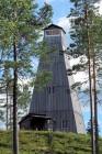 De uitkijktoren Bunkris.