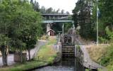 Haverud: de verkeersbrug, de spoorbrug, het aquaduct en de schutsluizen...