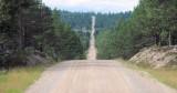 De onverharde weg...
