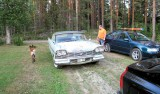 Een typisch Zweedse hobby: de Amerikaanse oldtimer. Deze is van SA2CLC.