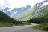 In het Norangsdalen.