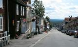 De oudste straatjes van Vilhelmina.