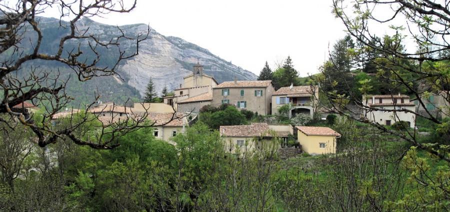 Zomaar een dorpje onderweg...