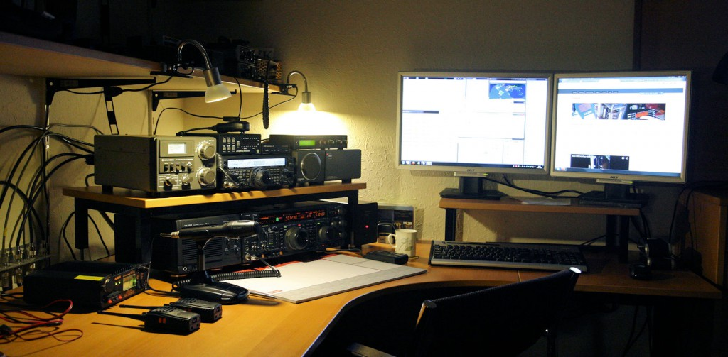Dutch Amateur Radio Station PA3DAT