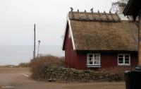 Oud vissershuisje.