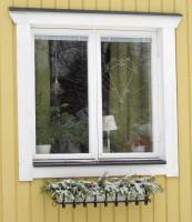 Elke Zweedse woning heeft een lichtje voor (bijna) elk raam.