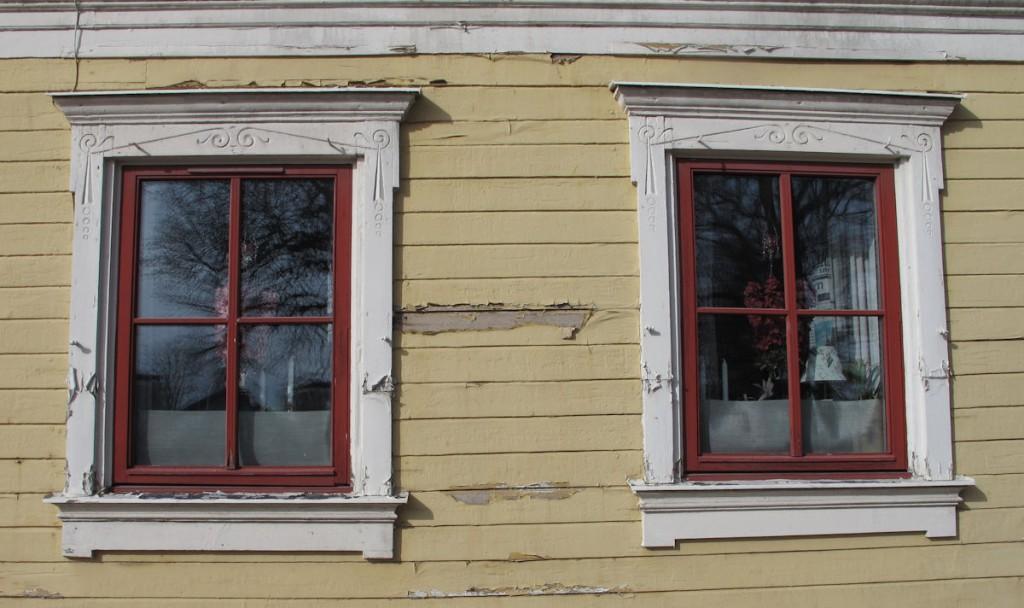 Soms worden historische gebouwen niet (zo goed) onderhouden...