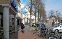 Marktplein Sint Oedenrode.