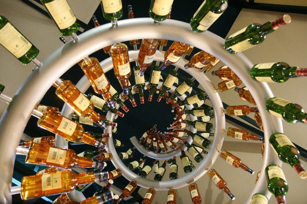 Whisky, Whisky en nog eens Whisky...
