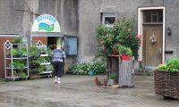 Een 'Hofladen', een winkeltje op een boerenerf.