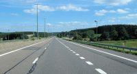 """Het Belgische deel van de Route du Soleil op """"gele zaterdag""""; het lijkt wel uitgestorven! Of zijn ze ons allemaal al vooruit?"""