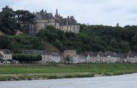 Slechts één van de vele kastelen en landhuizen langs de Loire.