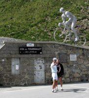 De Col de Tourmalet.