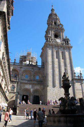 En uiteraard de kathedraal...