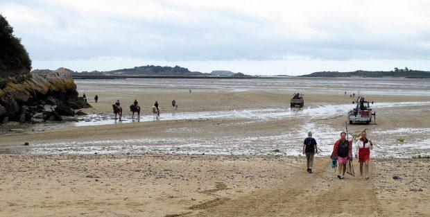 Femma 'loopt de zee in', de eerste mosselkwekers komen net terug.