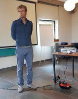 Martijn van Beek, directeur van de Stichting Voeding Leeft.