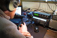 Joris PD2JM op 7MHz, de 40meterband.