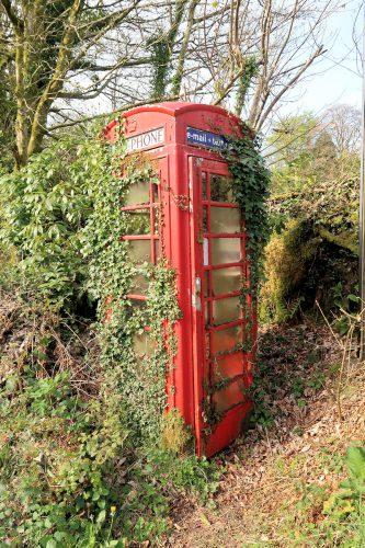 Zou deze telefooncel nog in gebruik zijn??