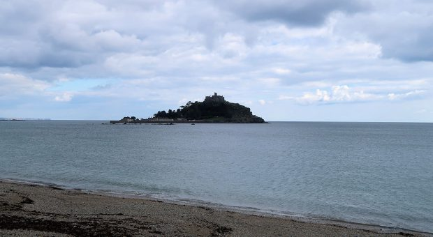 Saint Michaels Mount.