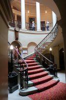 Een fraai trappenhuis!