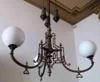 En een bijzondere lamp...