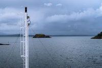 Onderweg naar het eiland Mull.