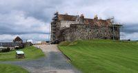 Duart Castle van de Clan Mclean.