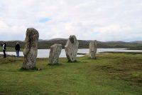 De Standing Stones.