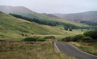 Een mooie route van het eiland Skye naar de Deeside aan de oostkant van Schotland.