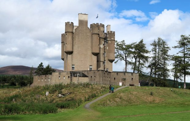 Braemar Castle.
