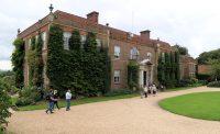 Huis Hinton Ampner, de entrée.