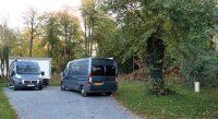 Op de camping in Remersdaal, 15km van Gulpen.