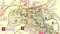 Een overzicht van álle verdwenen dorpen in het Garzweil-gebied en waar de mensen naar toe verhuisd zijn.