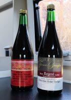 Twee wijnen van Winzerhof Spengler.