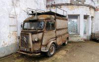Veel oude dingen in Chaours...