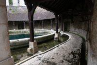 De lavoire (wasplaats) in Tonnerre.