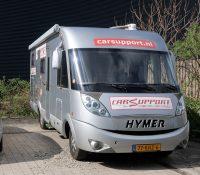 De eigenaren van Carsupport zijn zelf ook camperaars...