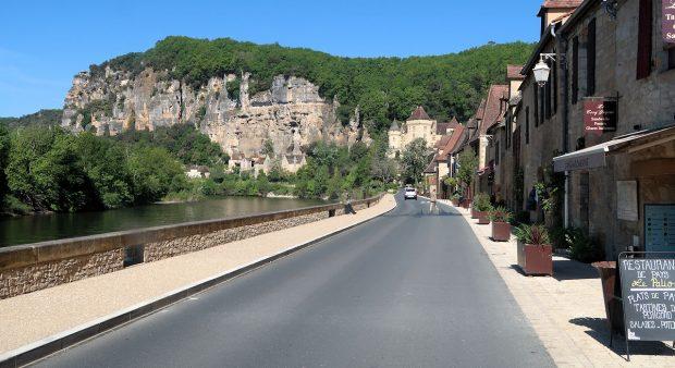Langs de Dordogne...