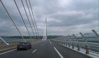 De beroemde brug van Millau.
